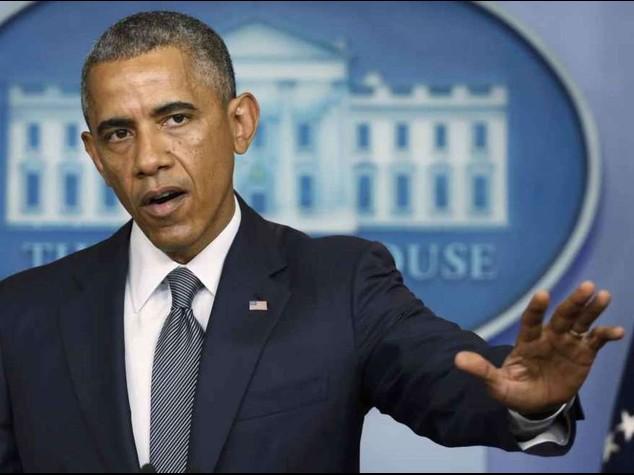 Obama suggests Ukrainian separatists caused plane crash