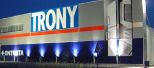 Trony, questa la situazione dei negozi nelle varie città
