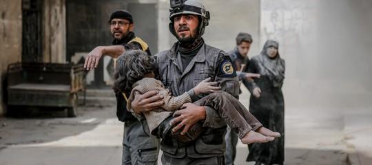 Siria: raid su scuola Ghouta, almeno 15 bambini uccisi