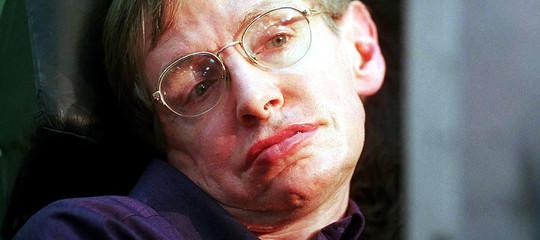 Prima di morire Hawking ha lavorato a una teoria sulla fine del mondo