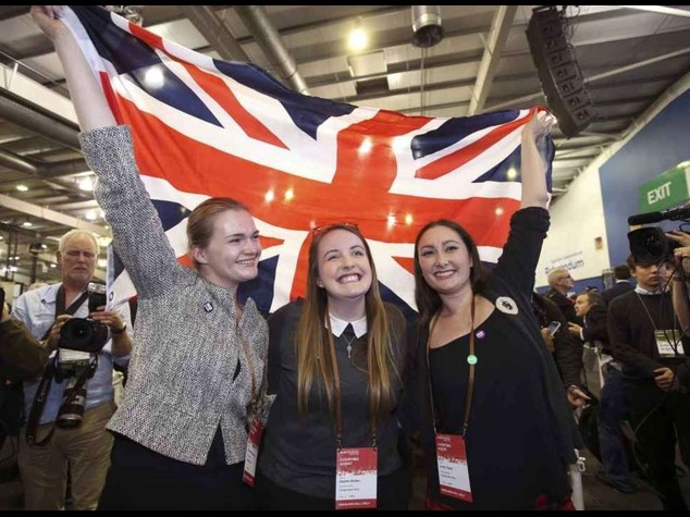 Scozia, il Regno resta Unito Cameron, gli daremo piu' poteri