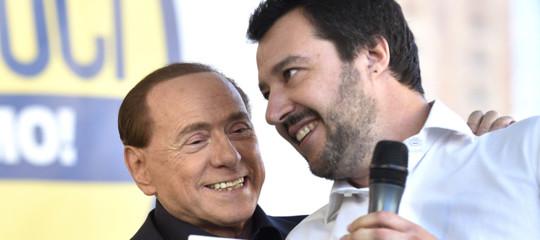 Centrodestra, incontro Salvini-Berlusconi ad Arcore