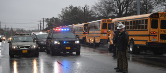Sparatoria in un liceo del Maryland: diversi feriti