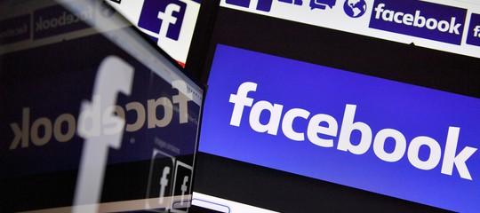 Facebook: nuovo crollo del titolo a Wall Street