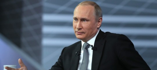 Usa-Russia: Putinha parlato con Trumpdopo rielezione