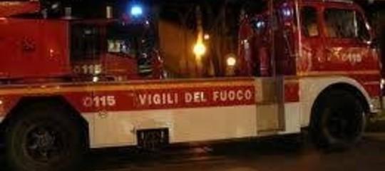 Esplosione in un edificio a Catania per perditadi gas