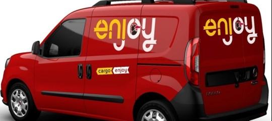 Con Enjoy Cargo Arriva Il Trasporto In Sharing