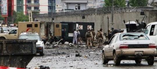 Afghanistan: attentato a Kabul, 8 morti e 20 feriti