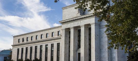 La Fedrialza i tassi di un quarto di puntotra l'1,50% e l'1,75%