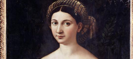 La Margherita chestregòil Maestro. Compie 500 anni la Fornarina di Raffaello