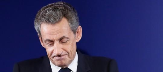 Francia: fondi libici per arrivare all'Eliseo,Sarkozyincriminato