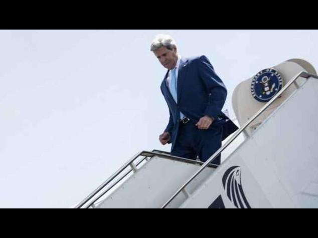 """M. O.: Kerry al Cairo, Obama vuole """"immediato"""" cessate-il-fuoco"""