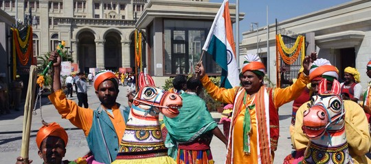L'India agli indù. Lo slogan che fa paura