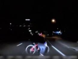 Ecco come l'auto senza conducente di Uber hainvestito una ciclista