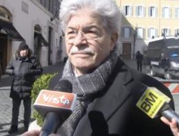 Sorpresa: in Senato è tornato Antonio Razzi! Ma come 'spettatore'