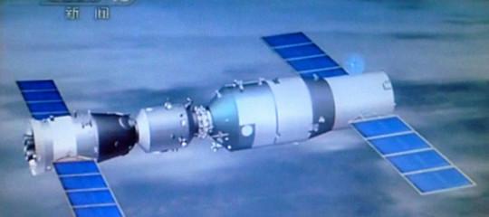 La stazione spaziale cinese potrebbe cadere in Italia. Cosa sapere sui rischi