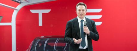 Elon Musk, ceo di Tesla