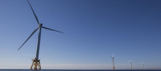 Nel 2017 le Rinnovabili hanno coperto un quinto dei consumi di energia