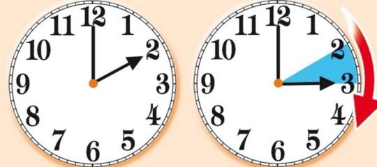 Quanto ci farà risparmiare l'ora legale