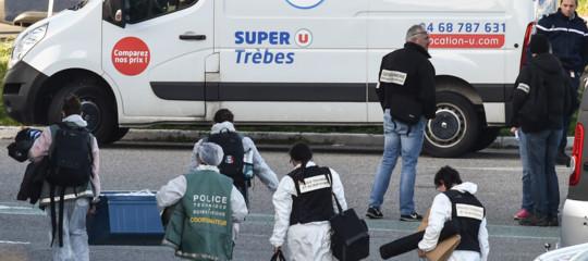 Francia: morto il gendarme eroe dell'attacco di Trebes