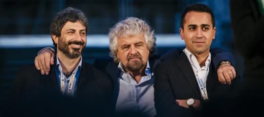 Perché Berlusconi vuole un incontro con ilM5Ssecondo Beppe Grillo