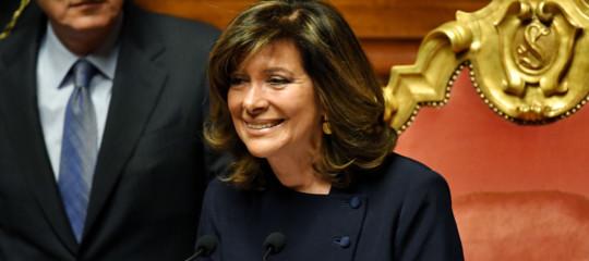 Chi è Maria Elisabetta AlbertiCasellati, prima donna presidente del Senato