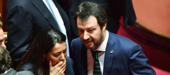 """Salvini: """"Veloci, concreti e coerenti, ora obiettivo governo"""""""