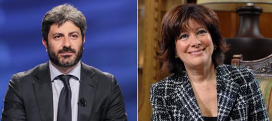 L'alleanza che ha eletto Fico e Casellatiè riproponibile per Palazzo Chigi?