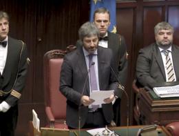 Cosa ha detto Roberto Fico appena eletto presidente della Camera
