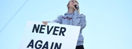 March for our lives, la manifestazione a Washington degli studenti americani del 24 marzo