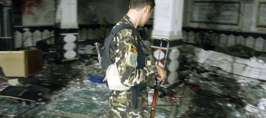 Afghanistan: kamikaze contro moschea sciita a Herat, un morto e 7 feriti