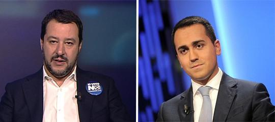 Nei programmi di Salvini e Di Maio c'è ancora posto per flattax e reddito di cittadinanza?