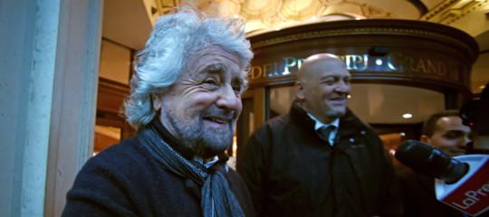 Cosa dice Beppe Grillo di Lega eM5sinsieme al governo