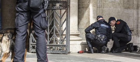 Cosa ha fatto scattare l'allarme terrorismo a Roma per la settimana di Pasqua
