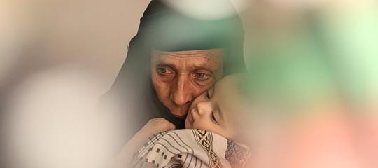 Lo Yemen sull'orlo della carestia