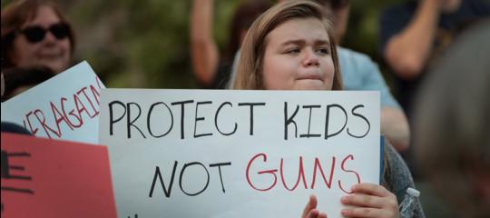 Le prossime mosse dei ragazzi americani che lottano contro la lobby delle armi