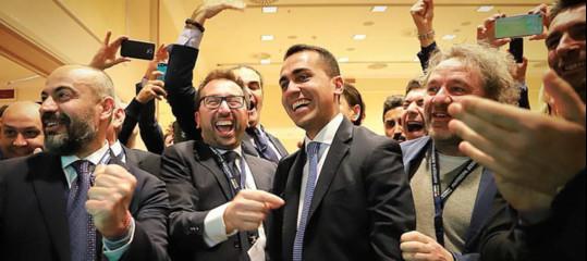 M5s: Di Maio premier o niente governo