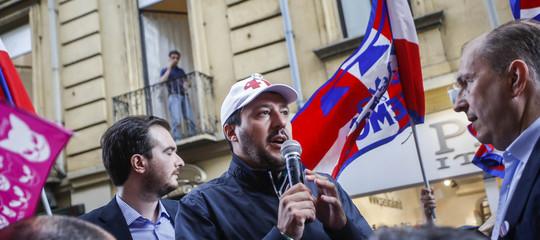 Perchè Salvini sul casoSkripalsta conPutin