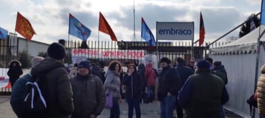 Cosa prevede l'accordotra azienda e sindacati sul futuro diEmbraco