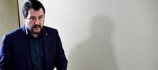 """""""Di Maio premier per forza? Così salta tutto"""". Cosa ha detto Salvini a Porta a porta"""