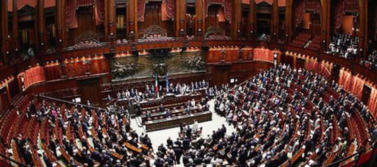 Chi sono i nuovi capigruppo dei partiti a Camera e Senato