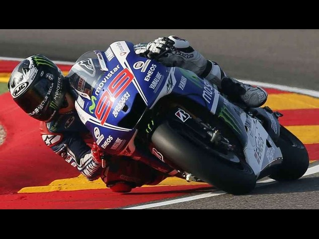 Motomondiale: Gp Aragon, Vince Lorenzo, trauma cranico Rossi