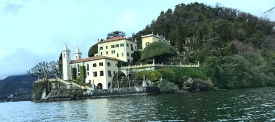 Quella porzione di paradiso sulle sponde del lago di como for Lago villa del conte