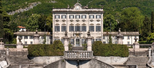 Quella porzione di paradiso sulle sponde del Lago di Como