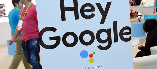 Cosa sa Google di noi (un elenco)