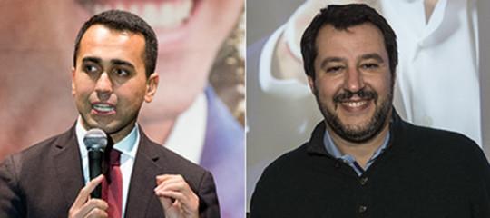 Gli italiani credono o noall'ipotesidi un governoM5s-Lega?