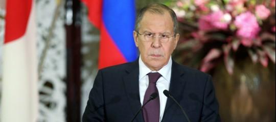"""Ex spia: Mosca espelle 60 diplomatici Usa, Lavrov:""""Sono i primi"""""""