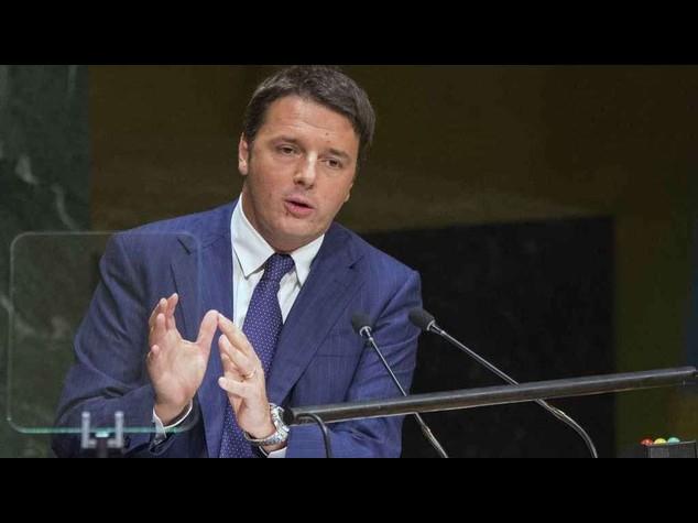 """I magistrati a Renzi, """"Basta falsita' e piu' rispetto"""""""