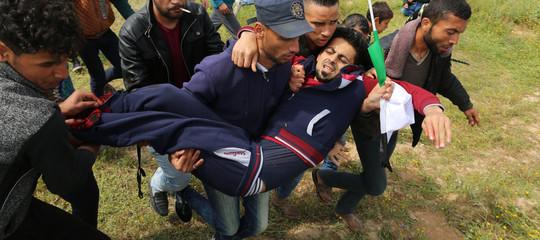 13 morti, 1.300 feriti. Cosa succede a Gaza