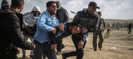 M.O.: Marcia del Ritorno, 13 i morti a Gaza secondo il ministero della salute